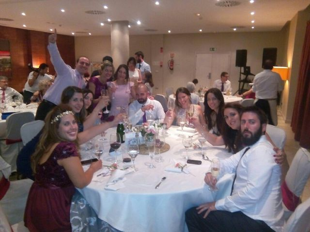 La boda de Daniel y Ana en Olmedo, Valladolid 11