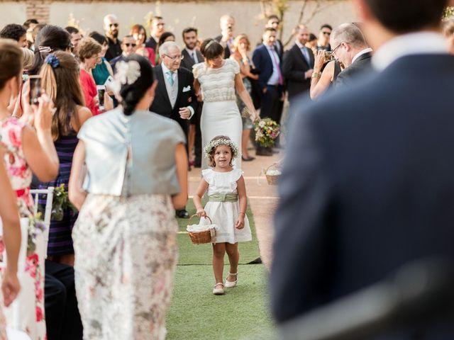 La boda de Luismi y Elena en Granada, Granada 24