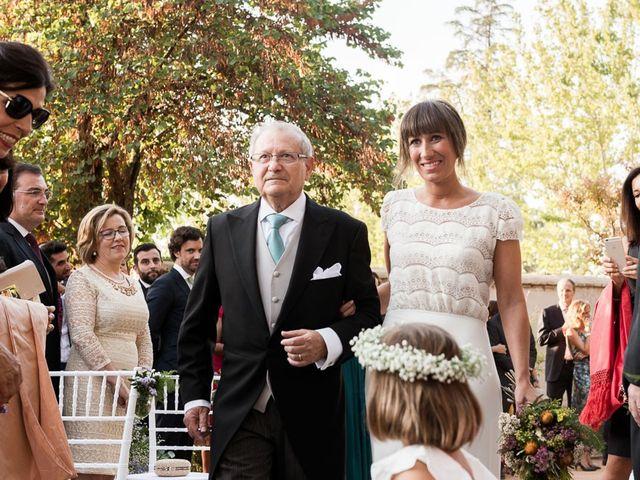 La boda de Luismi y Elena en Granada, Granada 25
