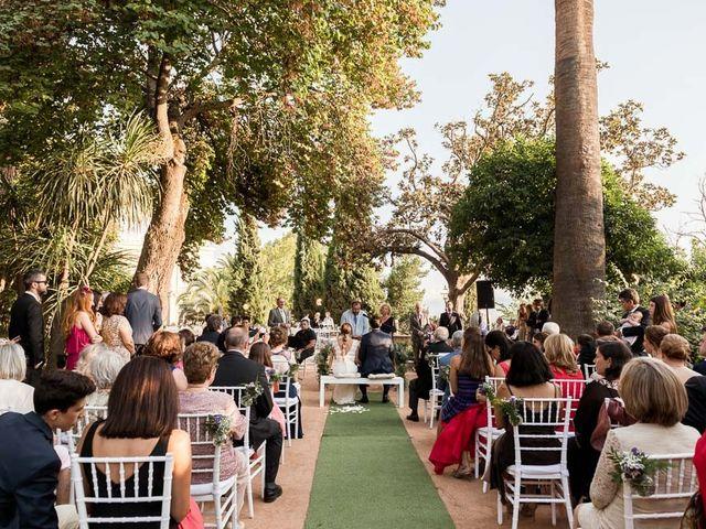 La boda de Luismi y Elena en Granada, Granada 28