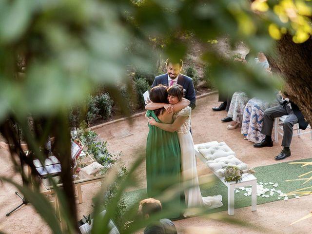 La boda de Luismi y Elena en Granada, Granada 32