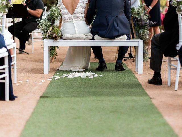 La boda de Luismi y Elena en Granada, Granada 33