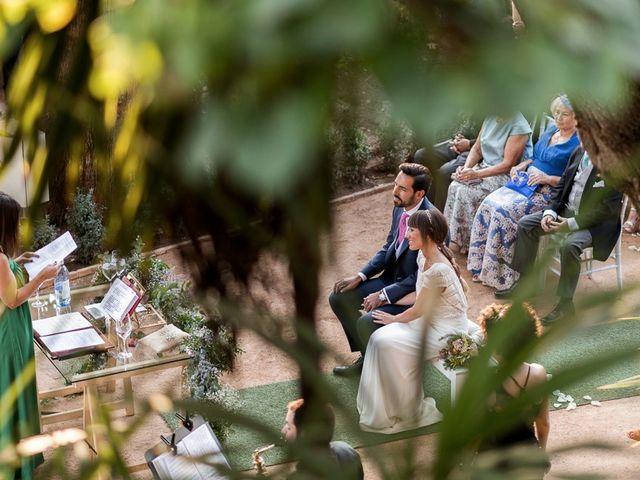 La boda de Luismi y Elena en Granada, Granada 35