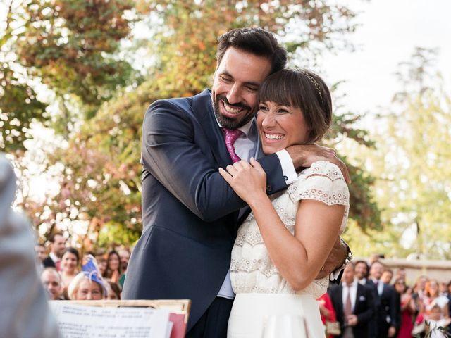 La boda de Luismi y Elena en Granada, Granada 39