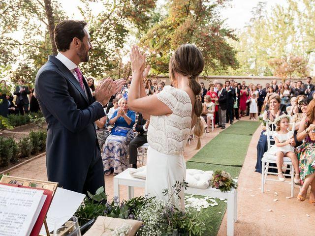 La boda de Luismi y Elena en Granada, Granada 40