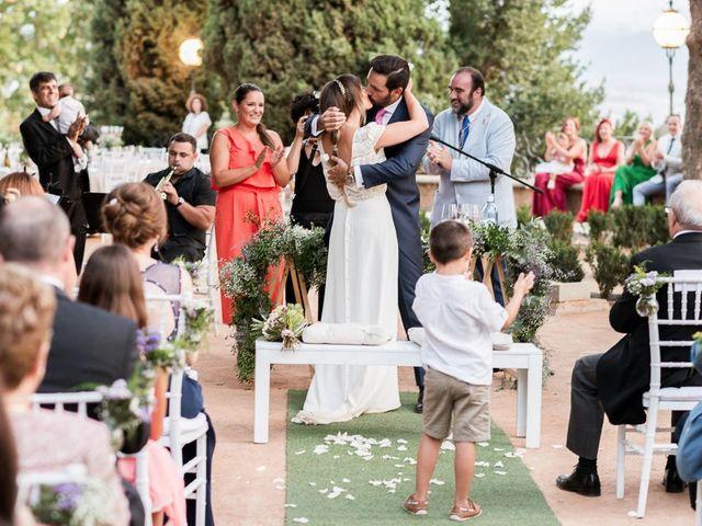 La boda de Luismi y Elena en Granada, Granada 44