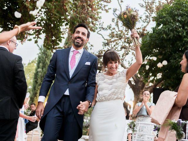 La boda de Luismi y Elena en Granada, Granada 45