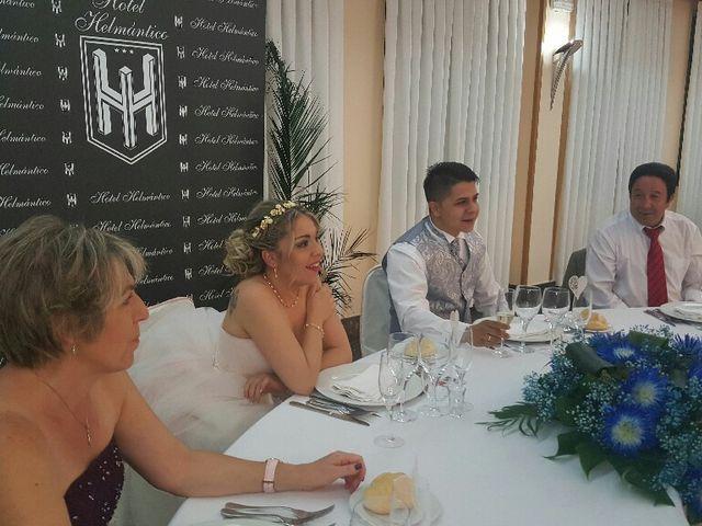 La boda de Mikel y Cristina en Salamanca, Salamanca 4