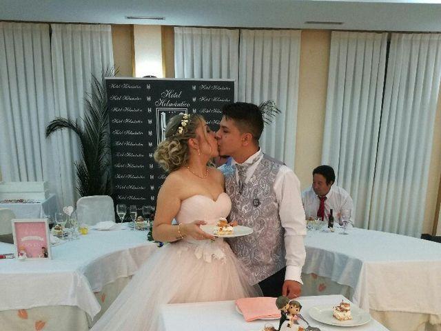 La boda de Mikel y Cristina en Salamanca, Salamanca 5