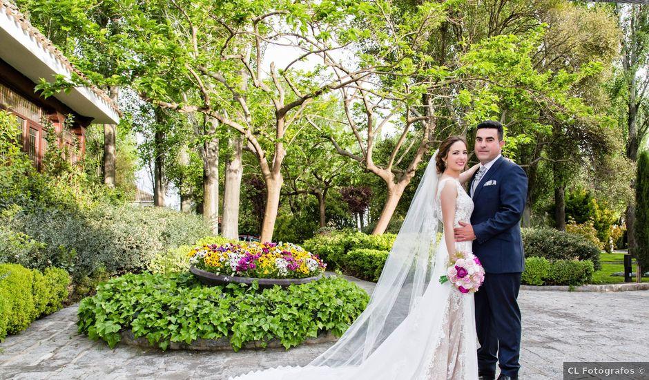 La boda de Javier y Tania en Illescas, Toledo