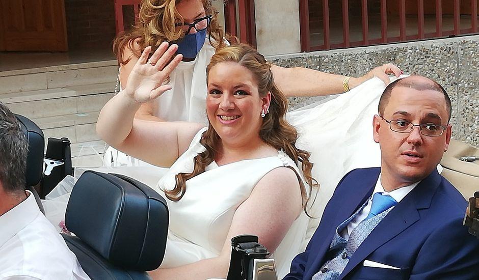 La boda de Marcos y Nerea en Madrid, Madrid