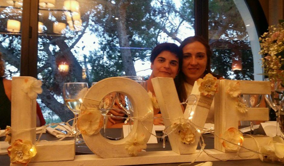La boda de Mònica y Aldara en Sant Boi De Llobregat, Barcelona