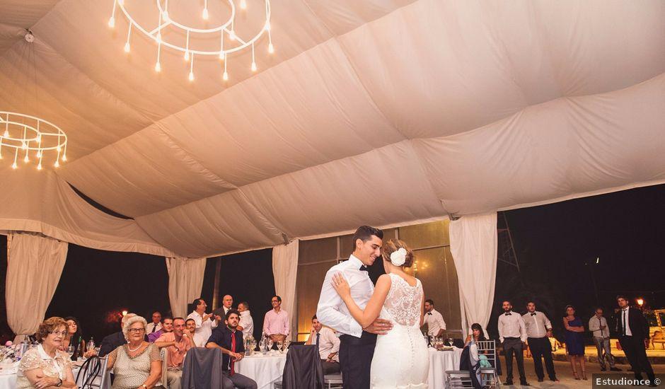 La boda de Carlos y Raquel en Alberic, Valencia