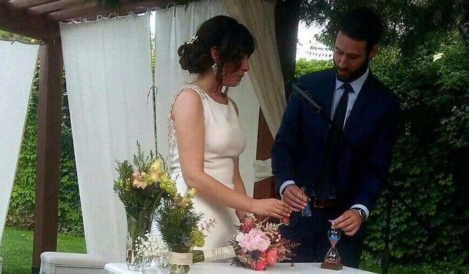La boda de Daniel y Ana en Olmedo, Valladolid