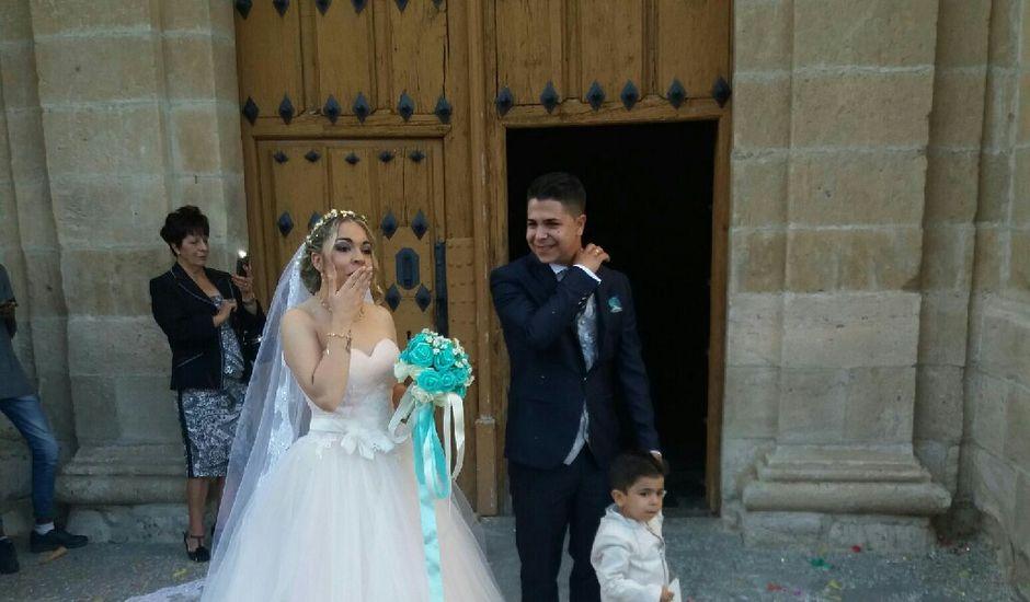 La boda de Mikel y Cristina en Salamanca, Salamanca