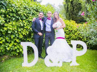 La boda de Pili y David 2