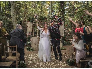 La boda de Anna y Ferran 1