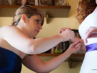 La boda de Alba y Fore 1