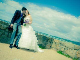 La boda de Alba y Fore