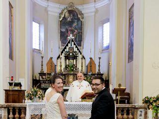 La boda de Valentina y Alessandro