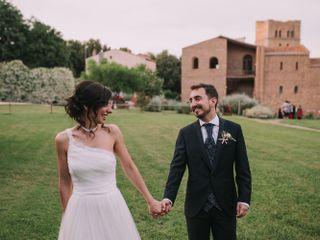 La boda de Olimpia y Paco