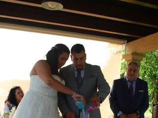 La boda de Melany y Manuel  3