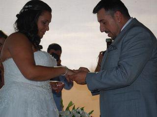 La boda de Melany y Manuel