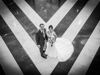 La boda de Elvira y Javier