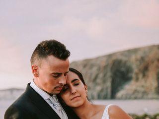 La boda de Lidia y Óscar 1