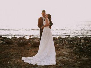 La boda de Lidia y Óscar 2