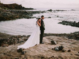 La boda de Lidia y Óscar