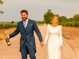 La boda de Cristina y Marco