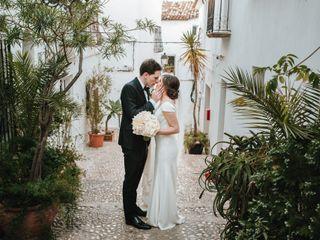 La boda de Siobhán y Rob