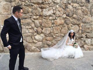 La boda de Nuria  y Alfredo