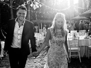 La boda de Hannah y James