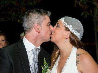 La boda de Gema y Chema