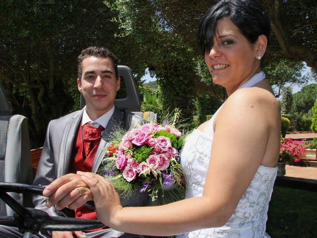 La boda de Jordi y Ana en Montornes Del Valles, Barcelona 1