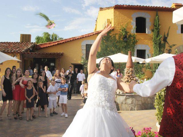 La boda de Jordi y Ana en Montornes Del Valles, Barcelona 8