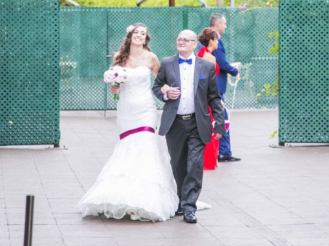 La boda de David y Pili en Móstoles, Madrid 8