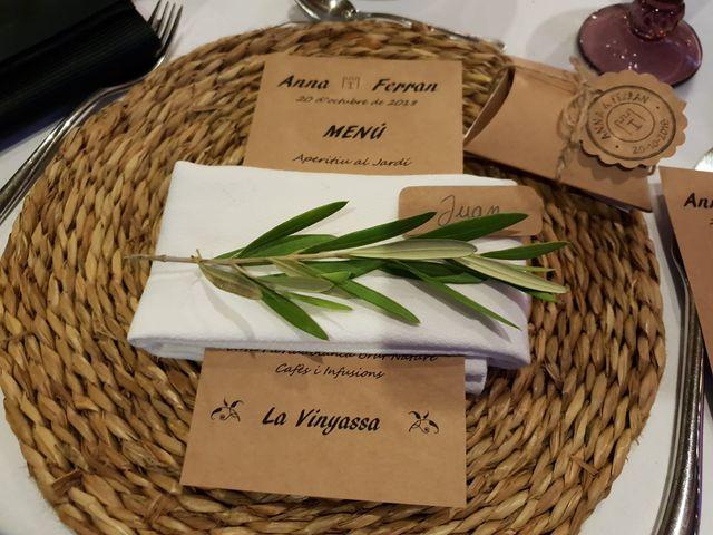 La boda de Ferran y Anna en Arbucies, Girona 4