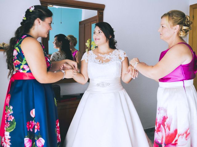 La boda de Miguel y Lidia en Carboneras, Almería 29