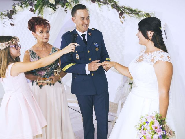 La boda de Miguel y Lidia en Carboneras, Almería 37