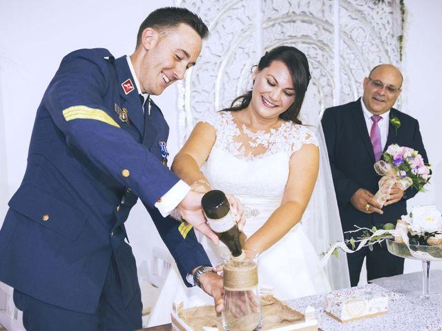 La boda de Miguel y Lidia en Carboneras, Almería 40