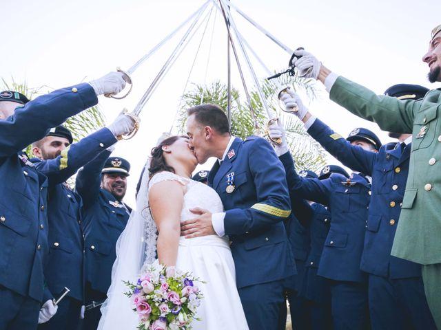 La boda de Miguel y Lidia en Carboneras, Almería 43
