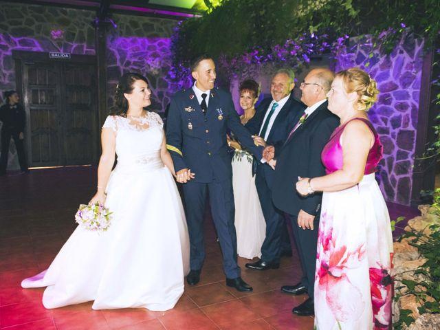 La boda de Miguel y Lidia en Carboneras, Almería 45