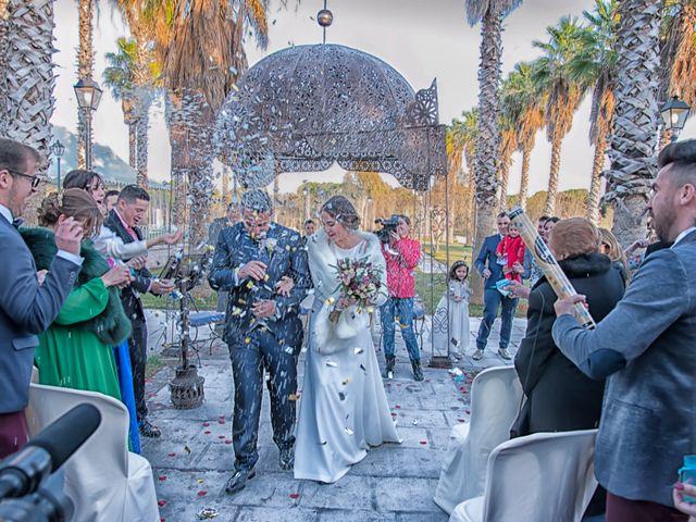 La boda de Azucena y Francisco