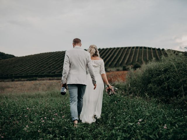 La boda de Wolfgang y Carina en Palma De Mallorca, Islas Baleares 123