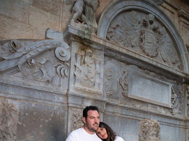 La boda de Jesús y María de los Ángeles en Jun, Granada 3