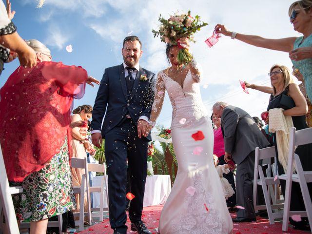 La boda de Jesús y María de los Ángeles en Jun, Granada 25