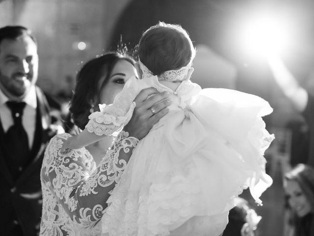 La boda de Jesús y María de los Ángeles en Jun, Granada 31